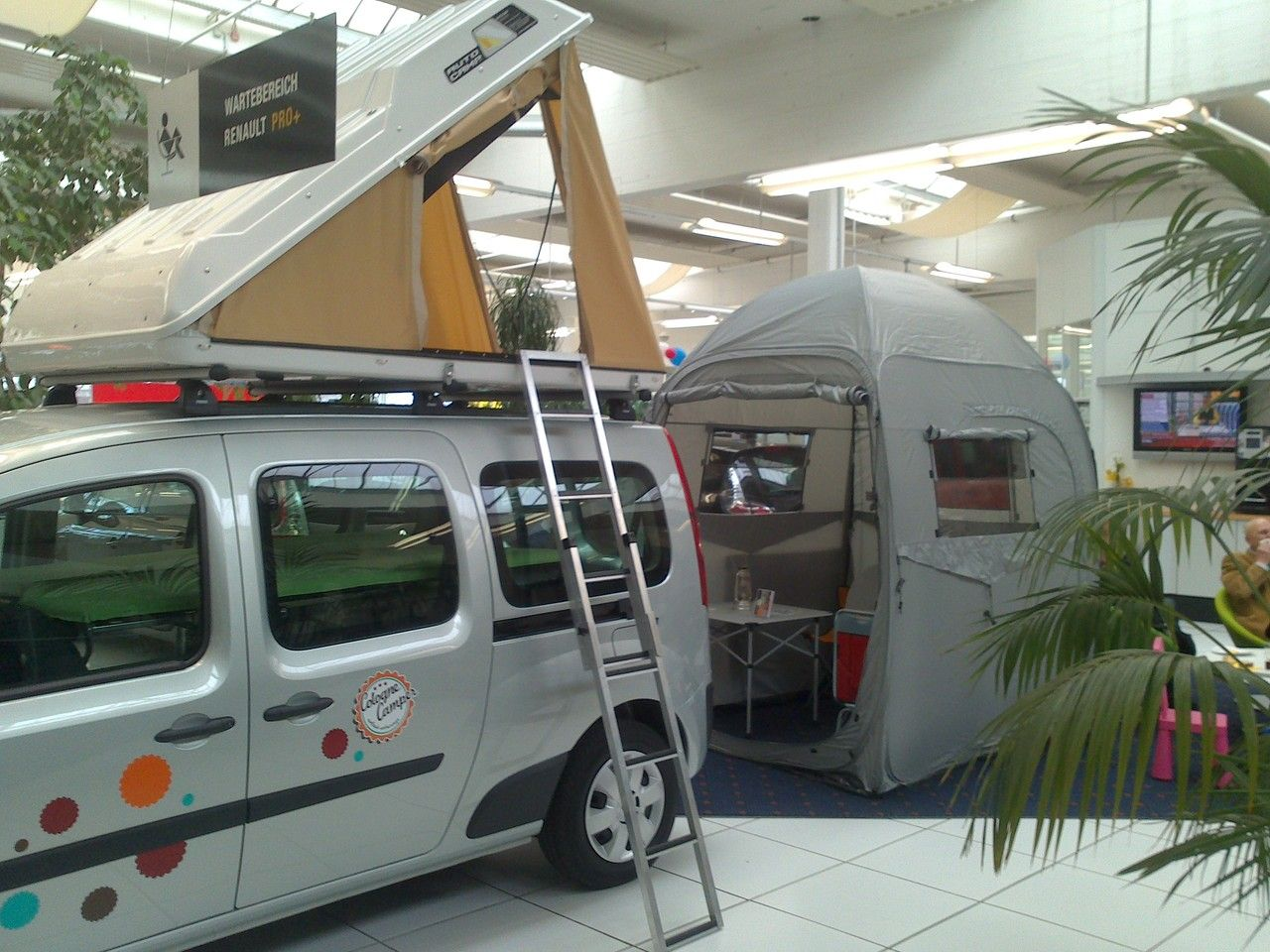 renault grand kangoo camper koln the man cave. Black Bedroom Furniture Sets. Home Design Ideas