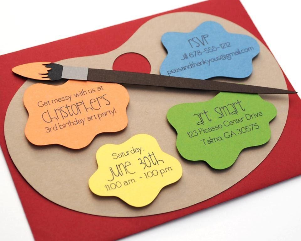 28 best diy invitations images on Pinterest | Invitations ...