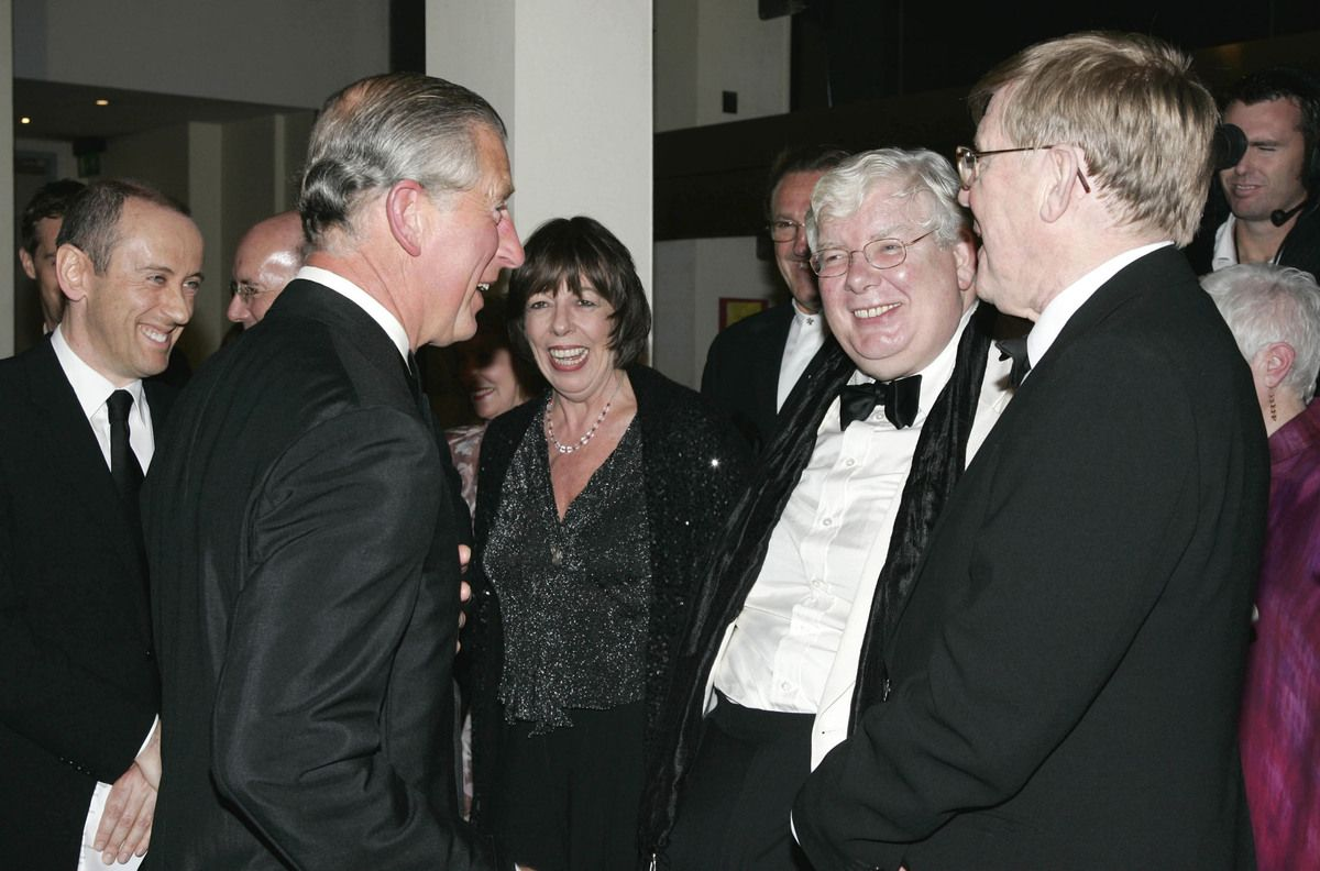 Harry Potter Actor Richard Griffiths Dies History Boys Harry Potter Actors Withnail And I