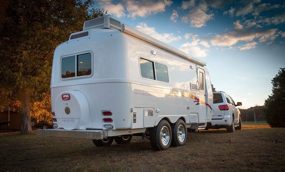 Choosing the Best RV Camping Trailer
