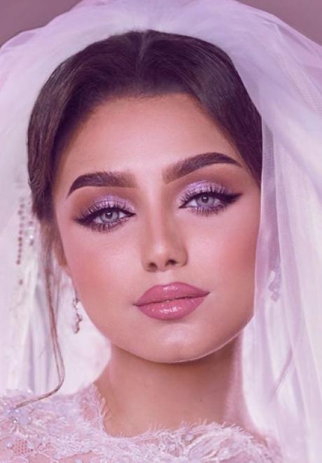مكياج عرايس فخم للعروس العربية Bridal Makeup Bridal Makeup Looks Glamorous Makeup