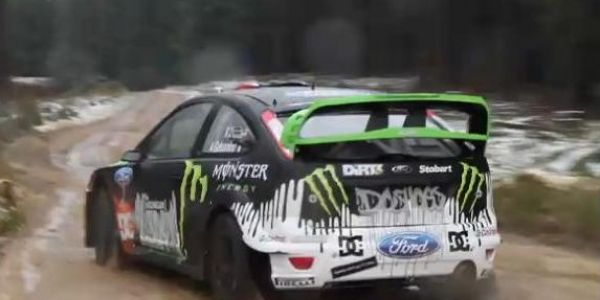 Watch Ken Block Hoon the AllNew AWD Ford Focus RS - Before getting tothe video, lets go over what weve learnedfrom insiders about the Ford Focus RS that will be sold in both Europe and
