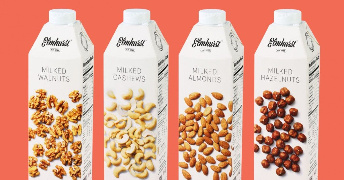 90-Year-Old Dairy Company Is Switching to Plant-Based Milks This is the future!This  This may refer to:
