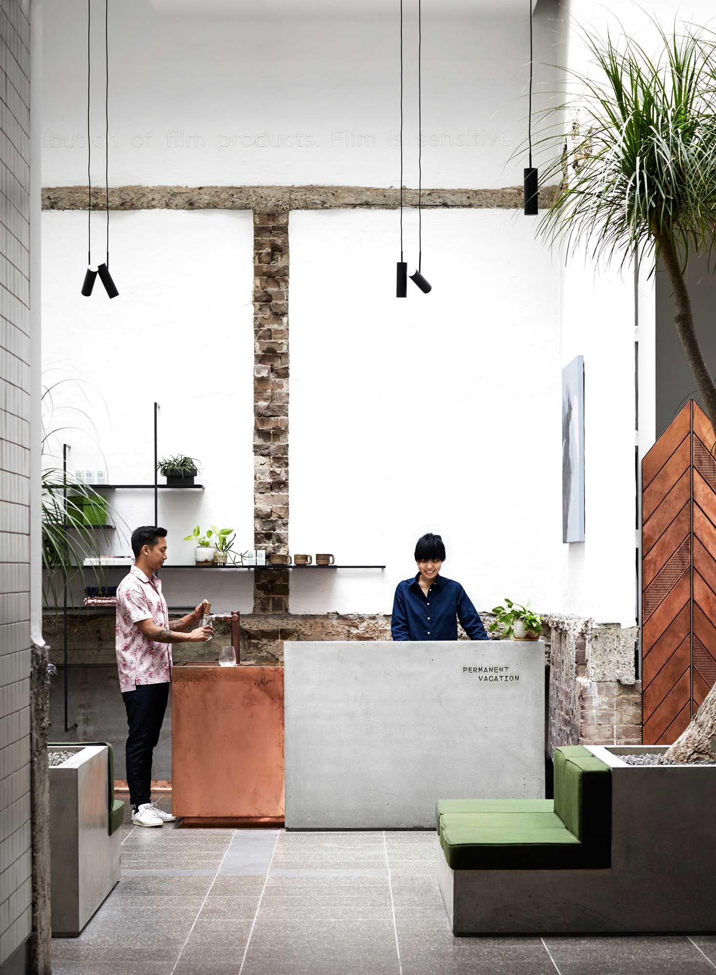 Sydney S Best Inner City Boutique Hotels Boutique Hotels Design Hotel Decor Hotel Interior Design