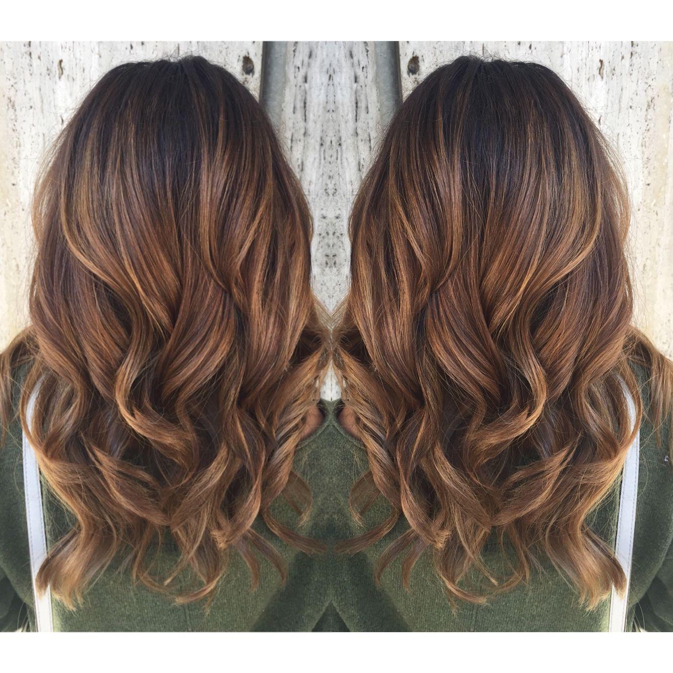 Smokey balayage #HairByTaylorSteingold