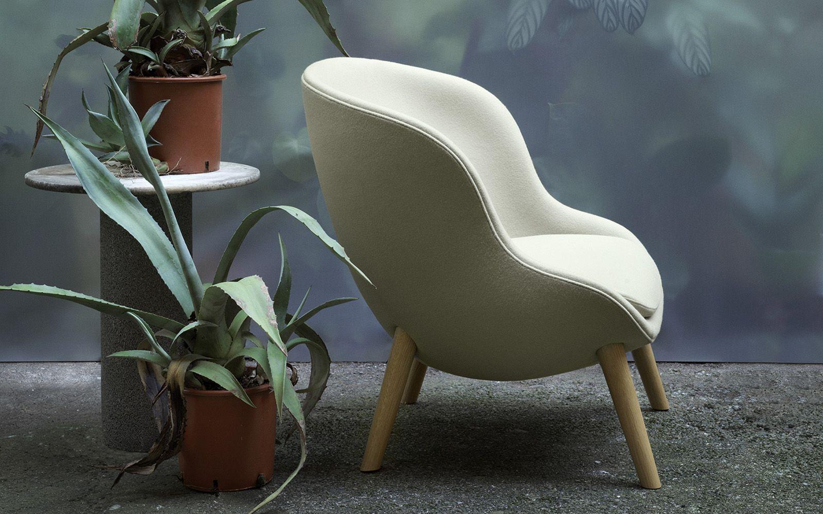 Remarkable The Perfect Match Hyg Lounge Chair Normann Copenhagen Camellatalisay Diy Chair Ideas Camellatalisaycom