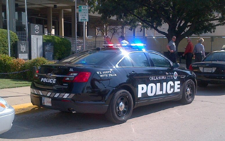 Oklahoma City Police 2013 Ford Police Interceptor Sedan Police Cars Ford Police Police Car Pictures