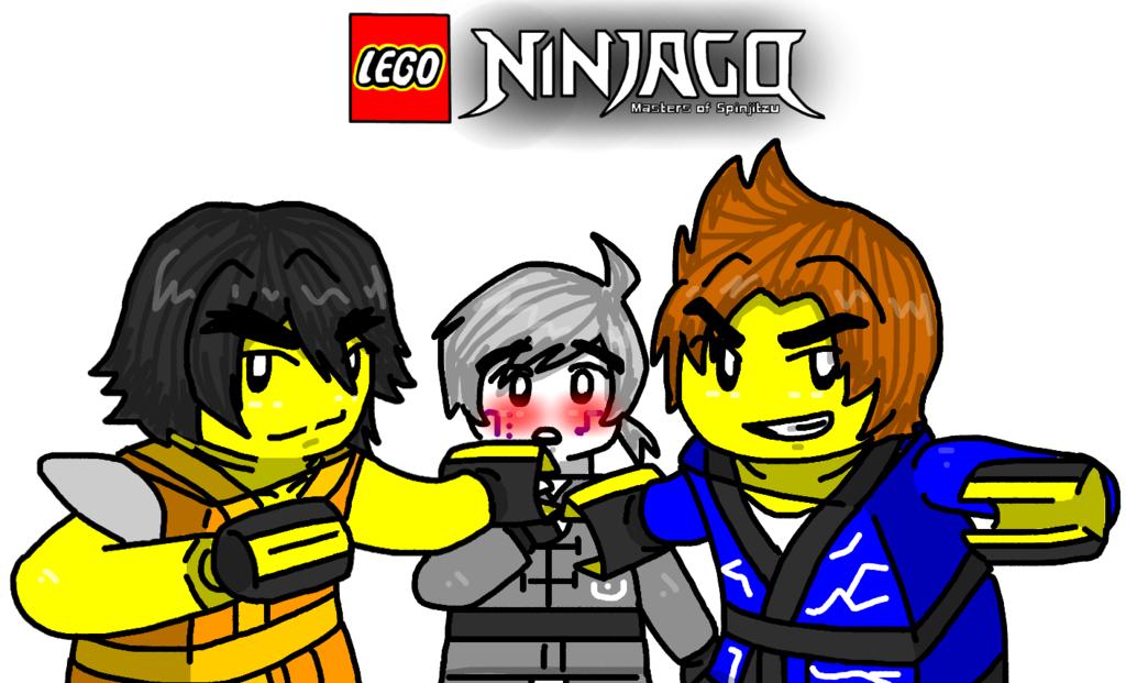 Lego+ninjago+OCS+#32+by+MaylovesAkidah.deviantart.com+on