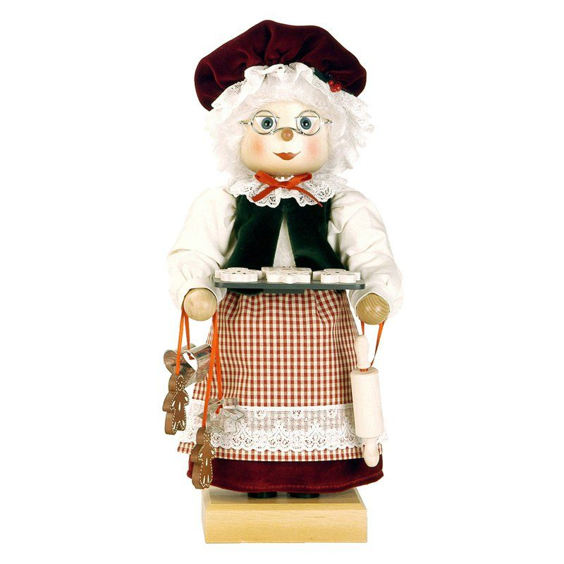 Mrs claus nutcracker nutcracker nutcracker christmas