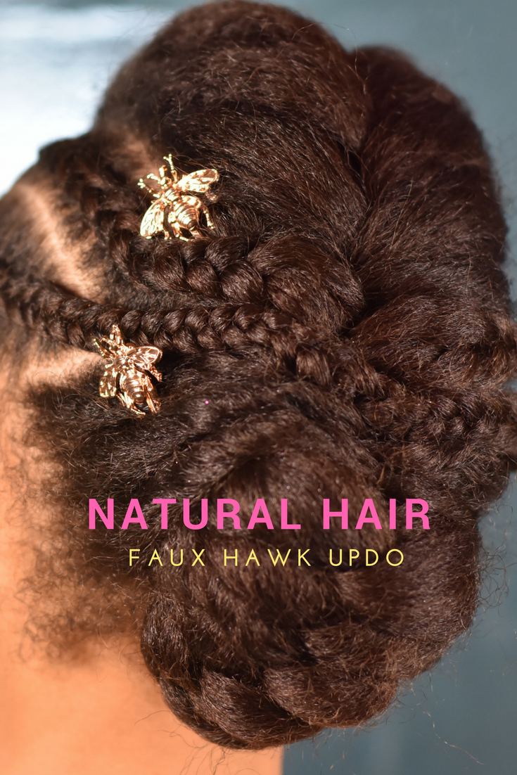 A mom and daughter creating fabulous natural hair accessories that