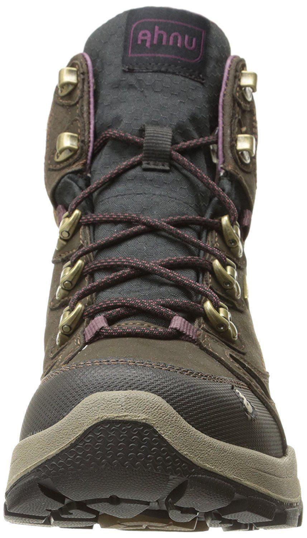57ec5487 Ahnu Women's North Peak Event Waterproof Mid Hiking Shoe *** Visit ...