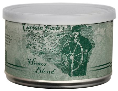 CaptainEarles Honor Blend 2oz Tobaccos at Smoking Pipes .com
