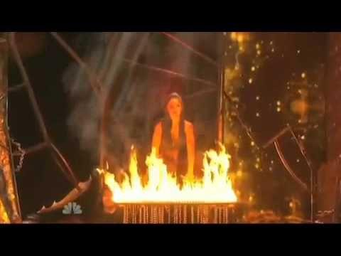 ANTONIO RESTIVO #3 39 ans (magicien) semi finale Top 20