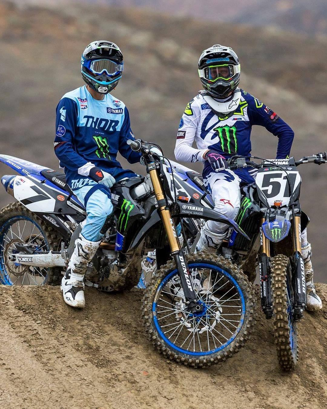 Monsterenergy Yamahamotorusa Factory Racing Team