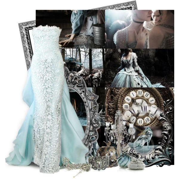 """Cinderella"" by missm26 on Polyvore"