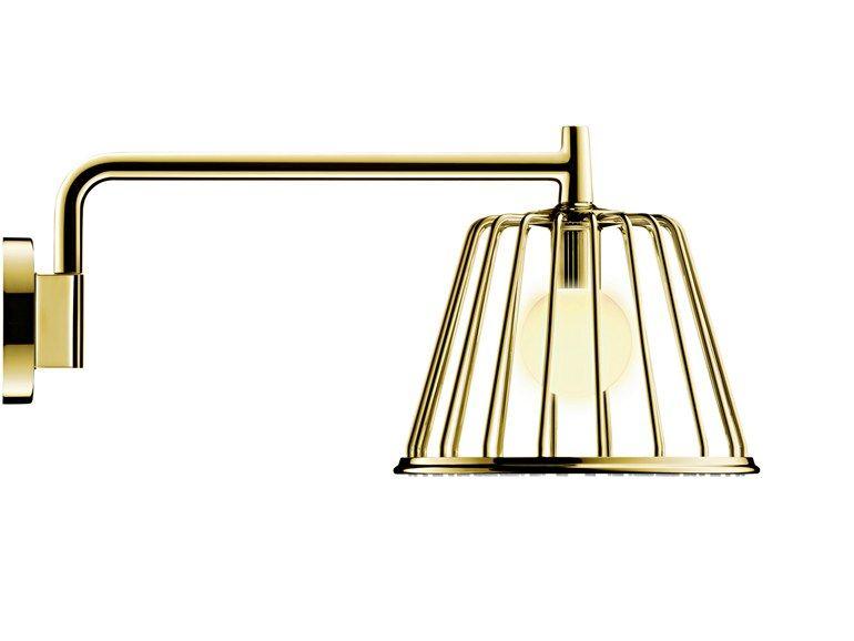 Tête de douche à effet pluie avec éclairage intégré collection