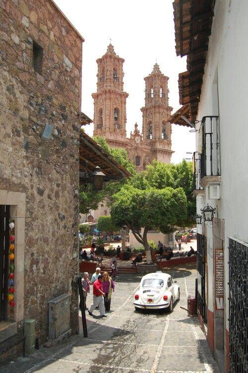 Taxco de Alarcon.Guerrero