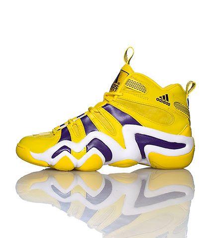 adidas Men's low top sneaker Lace up closure Wavy zig-zag midsole design  Padded tongue · Crazy 8Kobe ShoesJean ...