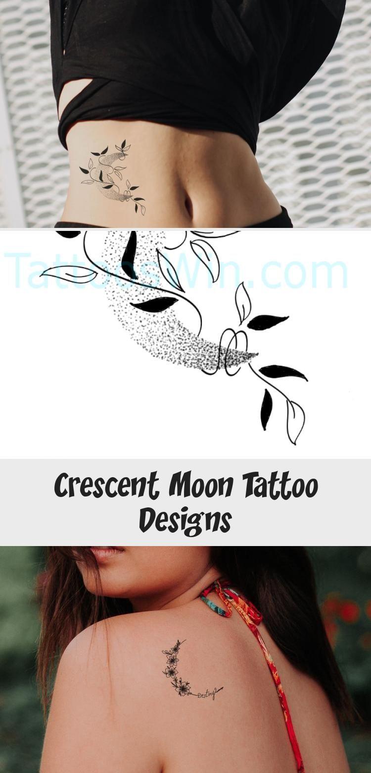 Photo of Designs de tatouage de croissant de lune – Blog de tatouage