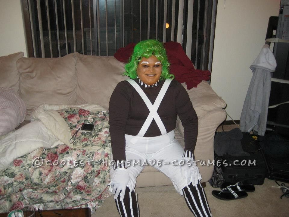 Cool Oompa Loompa Costume Oompa loompa costume, Costume contest - awesome halloween costume ideas