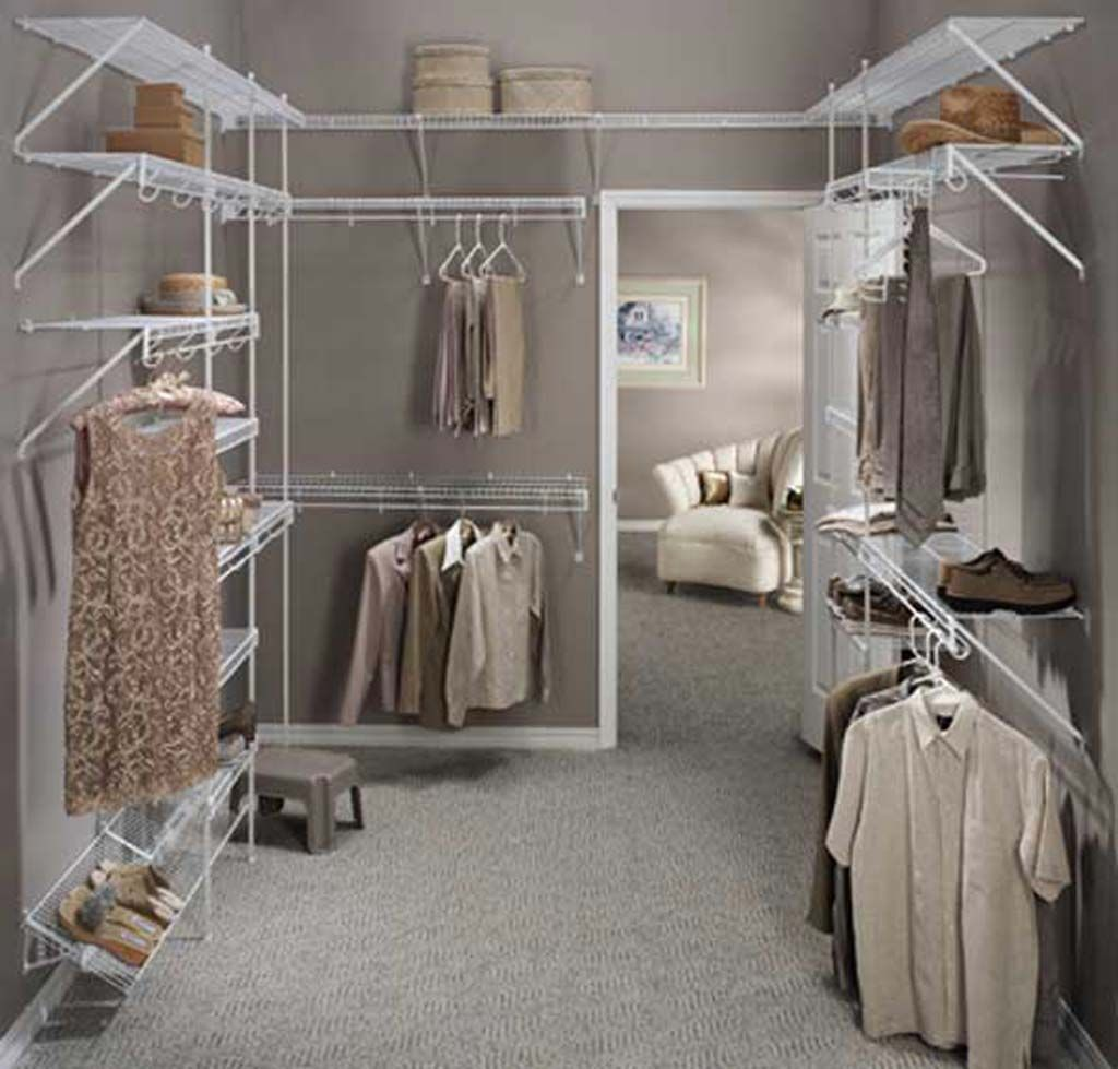 Ideas para un vestidor de lujo Closet designs Closet layout and