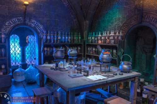 The Potions Dungeon (by Adrian Court)