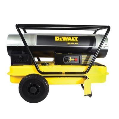 DEWALT 20 Volt Propane Radiant Heater