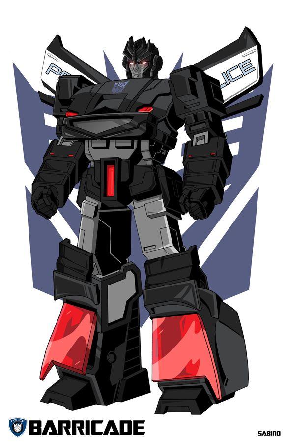 Transformers War for Cybertron: Siege Barricade Teased