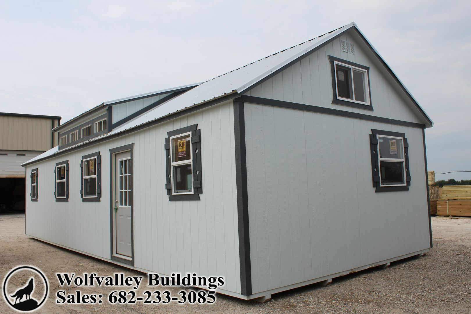 Storage Sheds, Barns, Cabin Shells, Portable Buildings ...