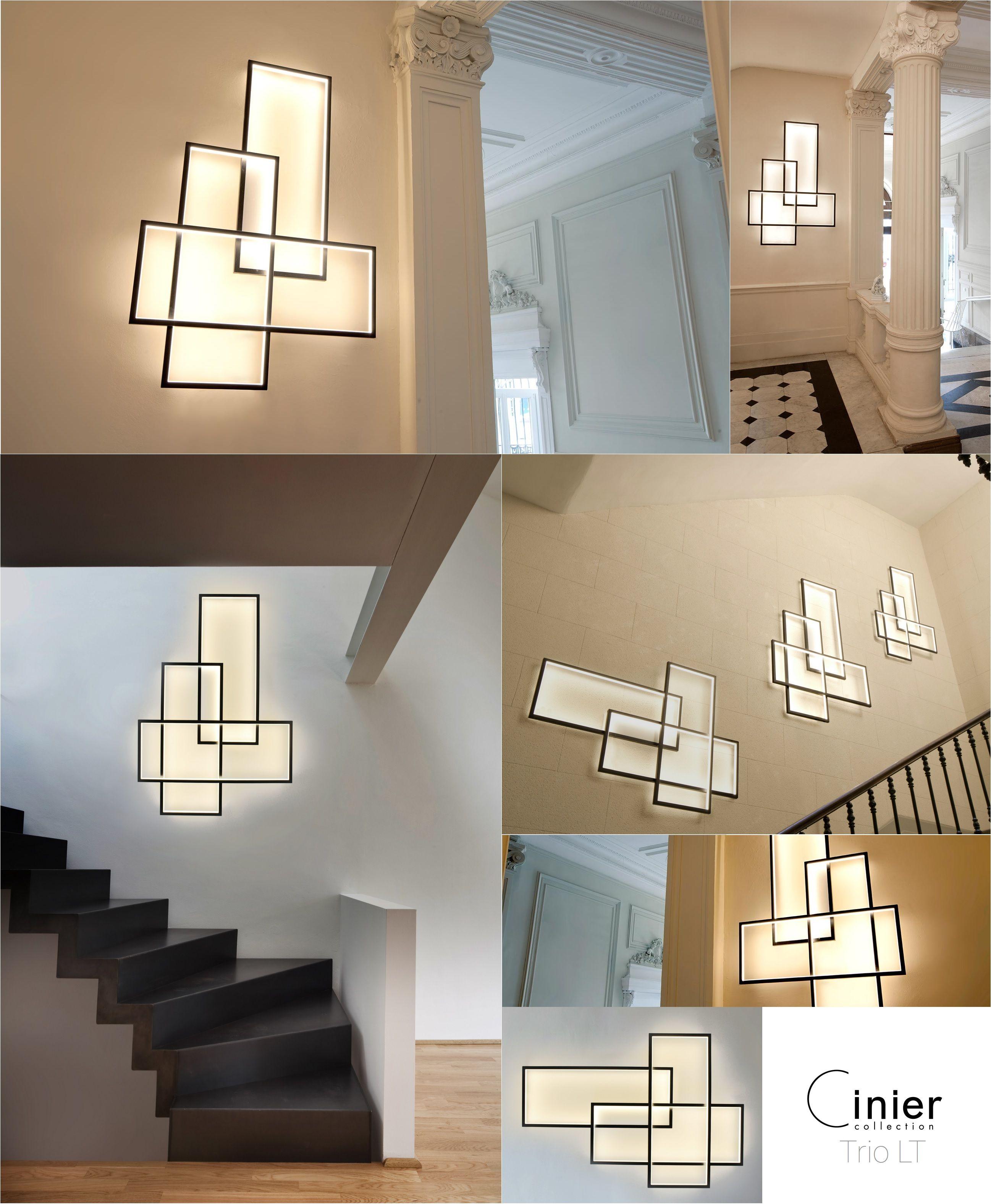 TRIO LT Cinier LT Collection LED wall lighting Cinier