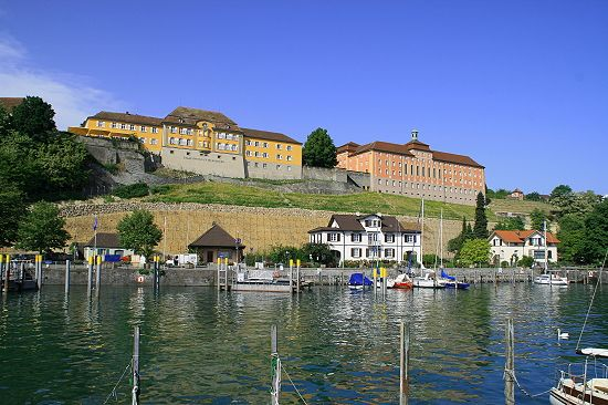 Meersburg Lake Bodensee-Germany | Places I\'ve Been - From the view ...