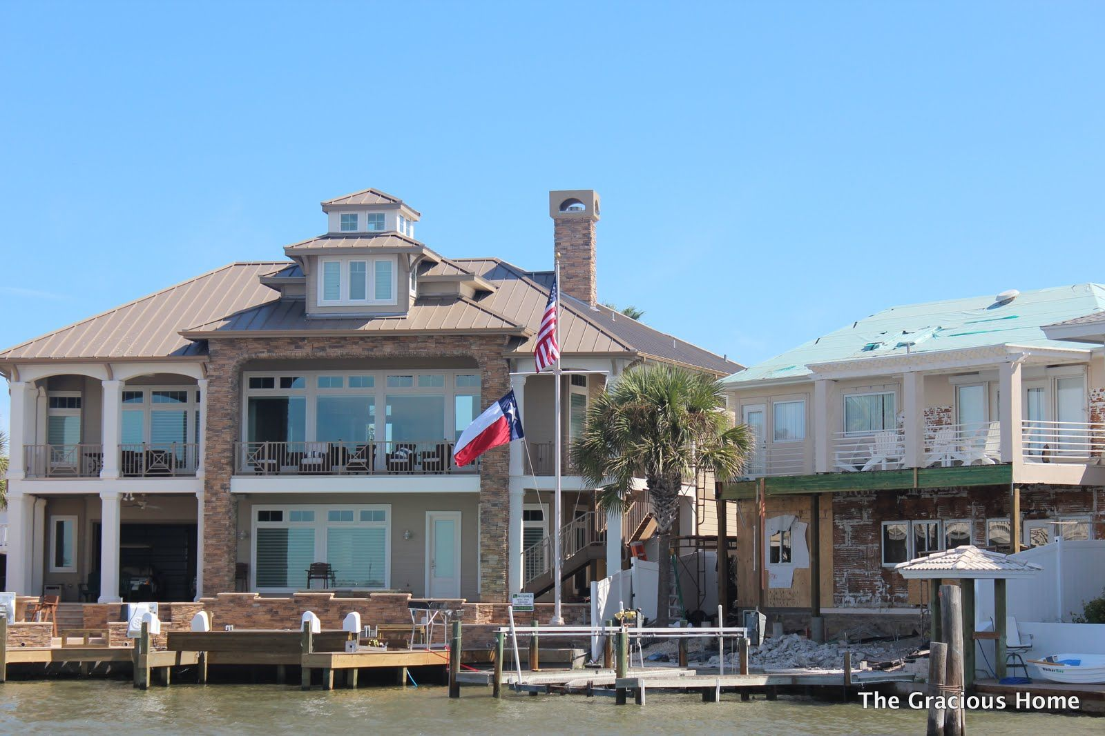 George Strait mansion in Rockport