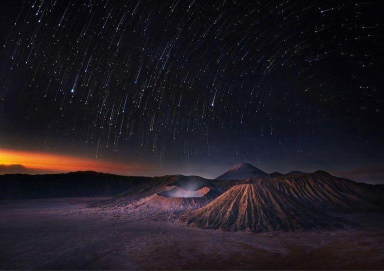 Sky at night