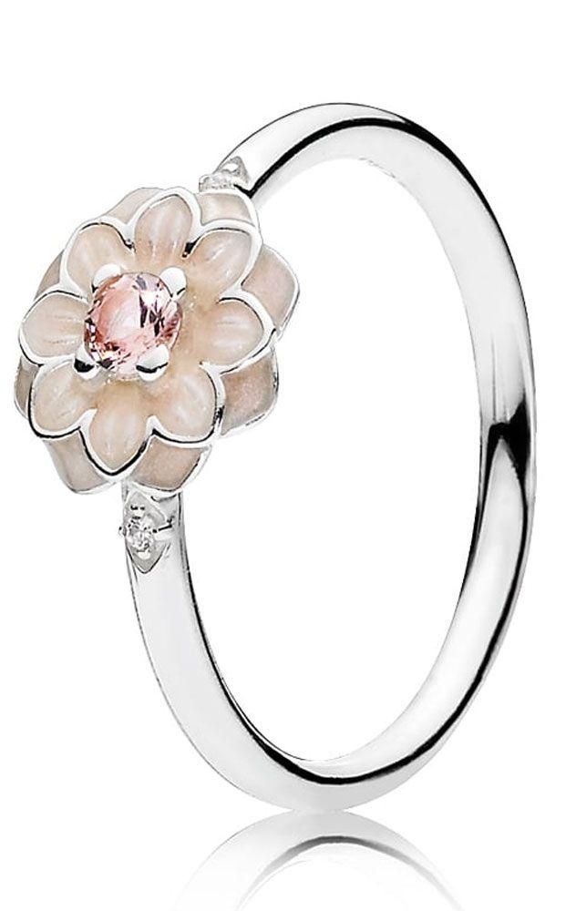 anillos de plata de ley mujer pandora