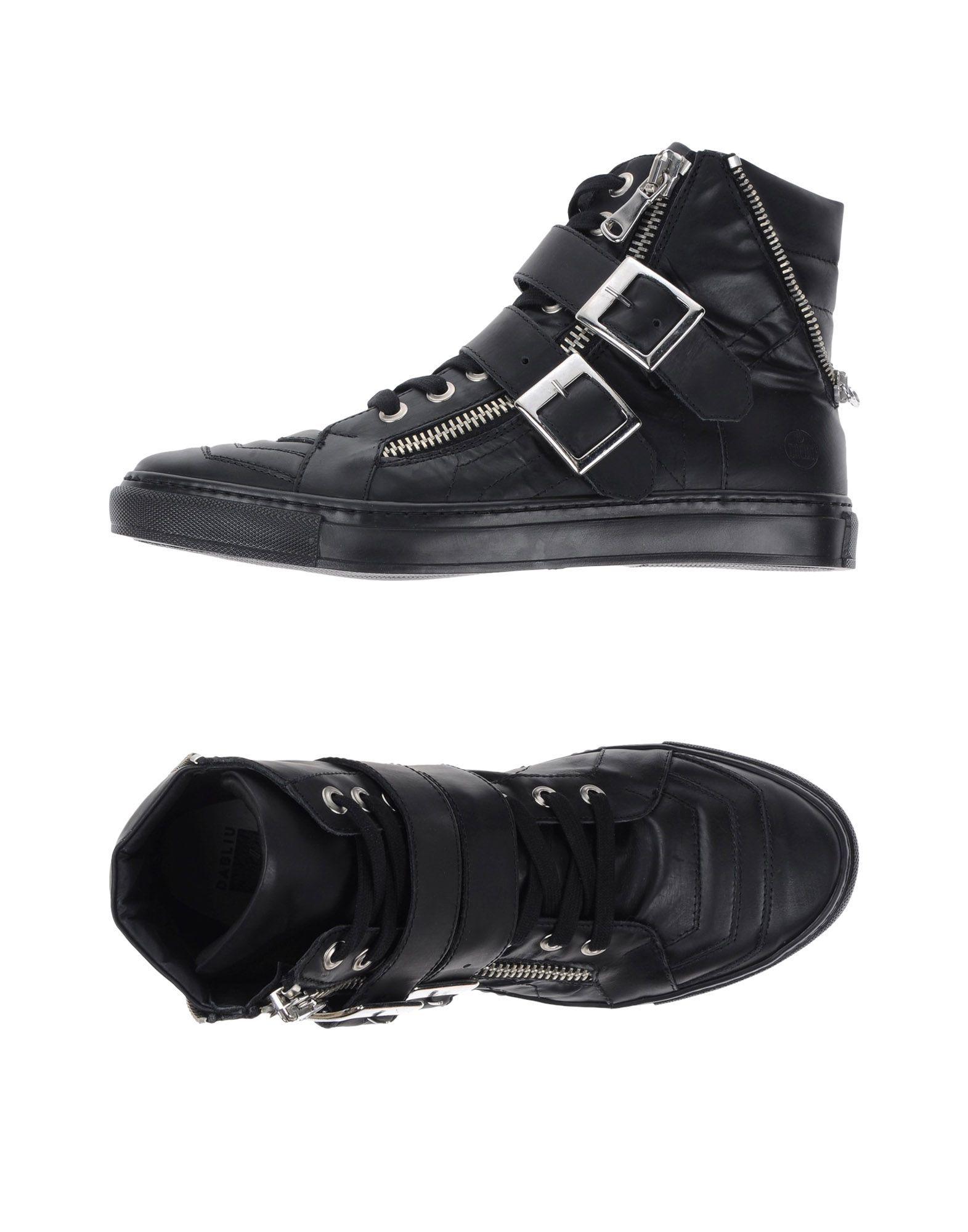 W Dabliu Haute-dessus Et Chaussures De Sport zOD36xxEu