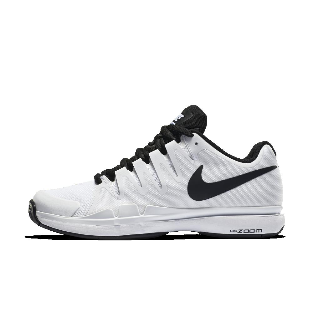 90bd85c31b9d3 Nike NikeCourt Zoom Vapor 9.5 Tour Men s Tennis Shoe Size 10.5 (White) -  Clearance Sale