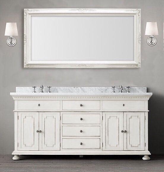 Many Sizes Available White Framed Bathroom Mirror Framed Bathroom Mirror Frame Framed Bathroom Mirror White Bathroom Mirror