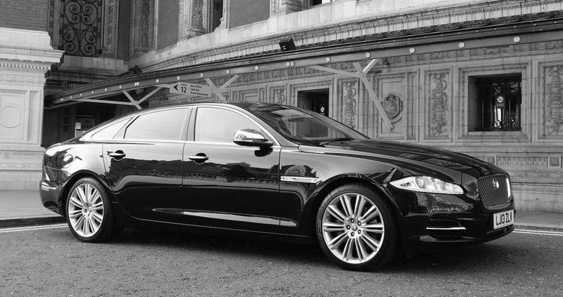 Jaguar XJ Chauffeur Car Hire | Chauffeur Driven Jaguar XJ | Jaguar XJ  Weddingu2026