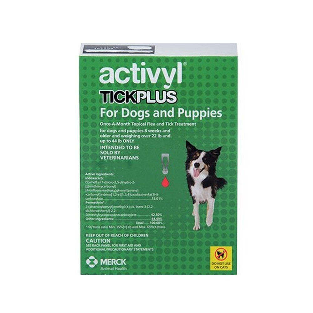 Activyl Plus Over 22 1 Lb And Up To 44 Lb 6pk Dogs Insider S Special Review You Can T Miss R Tick Treatment For Dogs Tick Control For Dogs Dogs And Puppies