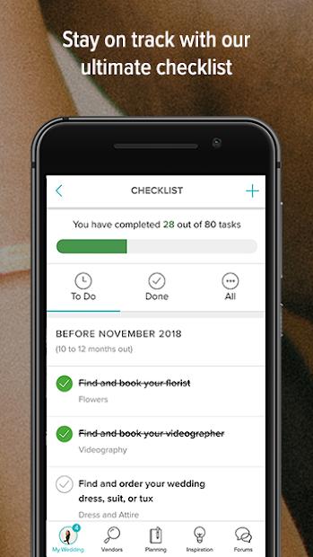 Wedding Countdown Checklist Wedding Planner App Apps On Google Play Wedding Countdown Checklist Wedding Planner App Wedding Countdown