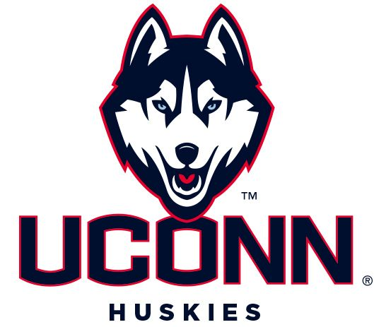 Coolest Ncaa Logo Tournament American Athletic Conference Uconn Womens Basketball Husky Logo Connecticut Huskies