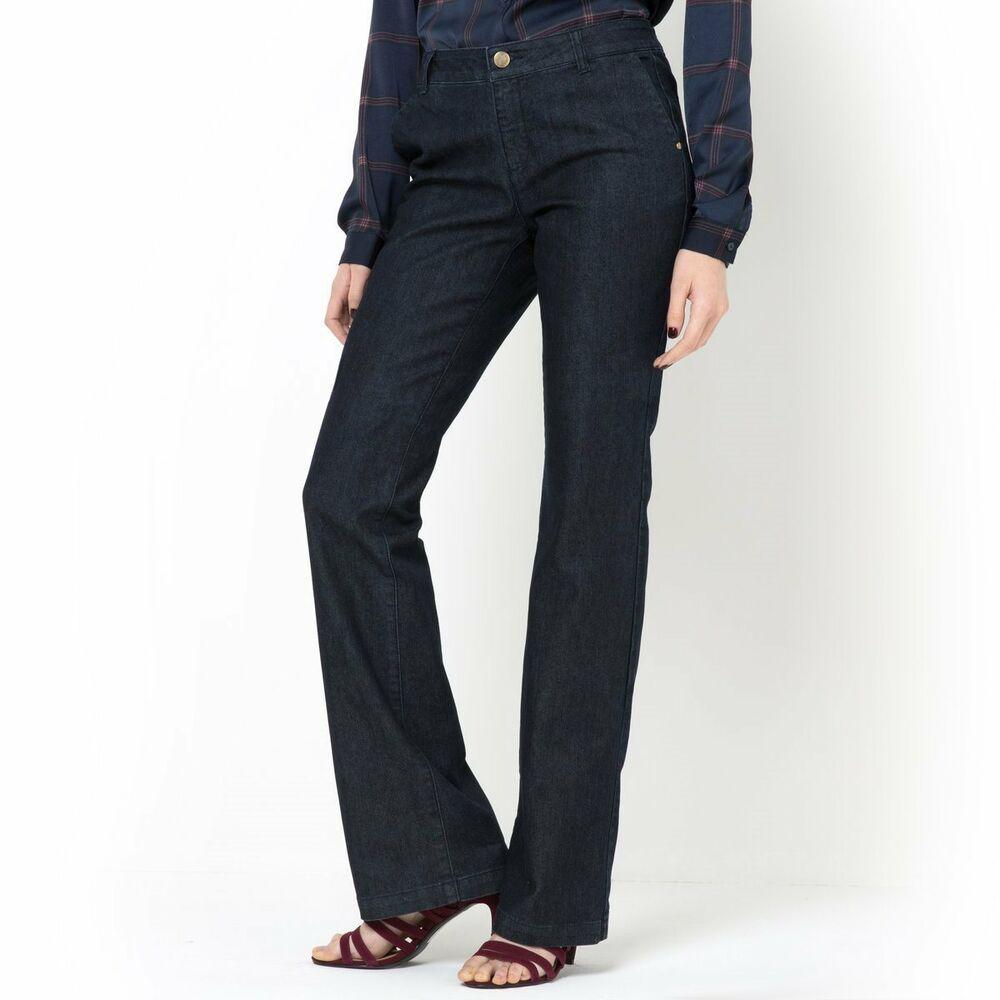 La Redoute Laura Clement Womens atelier R Bootcut Jeans Size