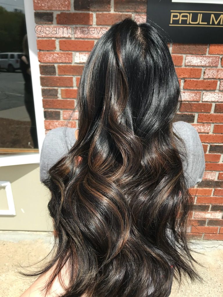 Samantha Cheevers Samcheevs Instagram Photos And Videos Indian Hair Color Black Hair Balayage Hair Color For Black Hair