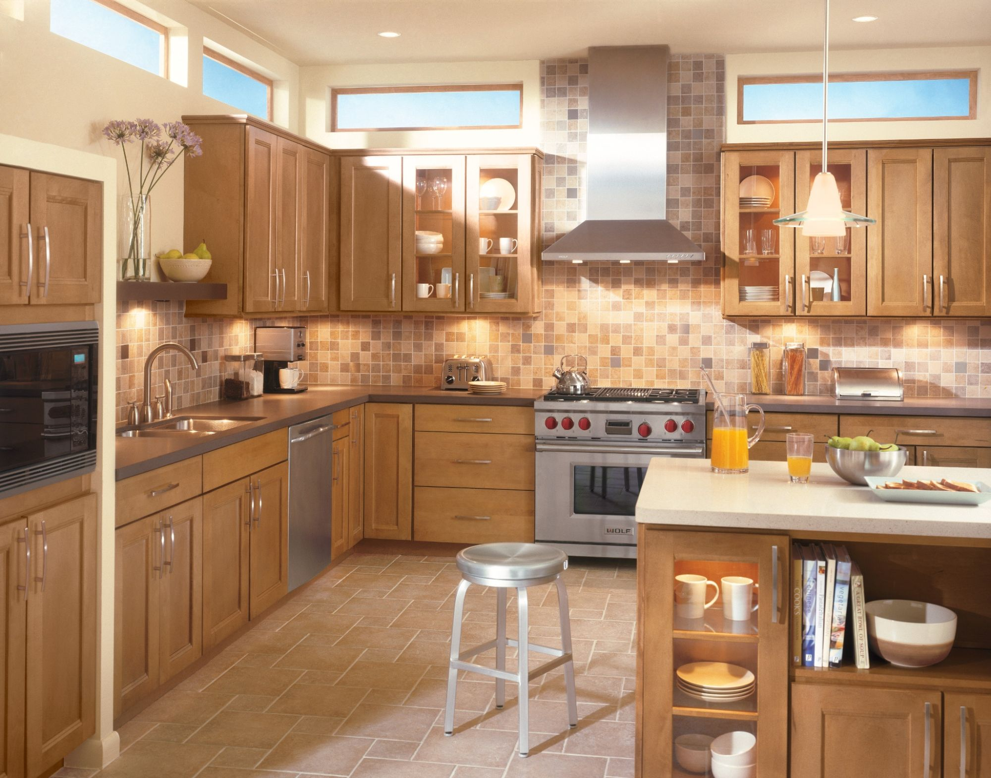 Del Ray | Wooden kitchen cabinets, Pine kitchen cabinets ...