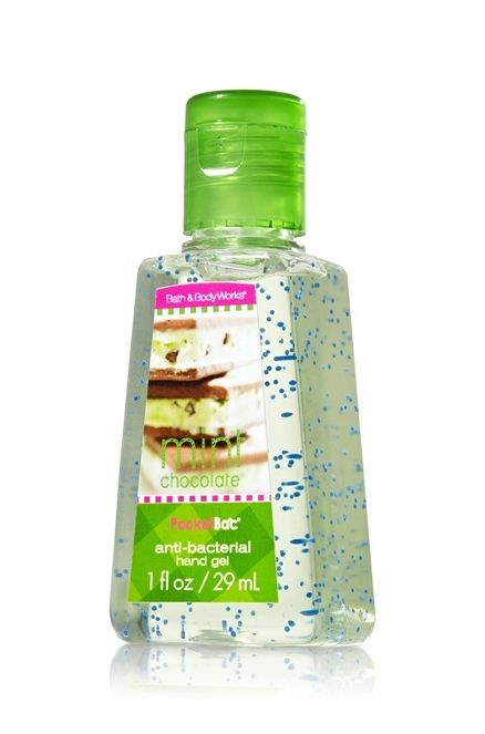 Mint Chocolate Pocketbac 3 With Images Bath And Body Bath