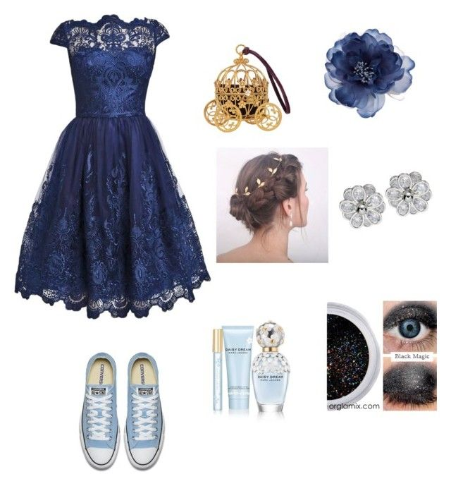"""Modern Day Cinderella"" by citygirl10 ❤ liked on Polyvore featuring Accessorize, Marc Jacobs, modern, halloweencostume and DIYHalloween"