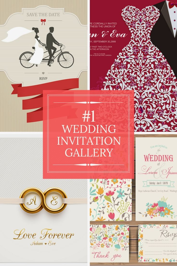 25 Absolutely Personal, Funky And Also Affordable Wedding Invitation ...