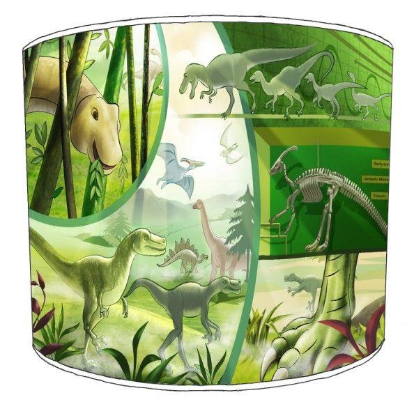 Green illustrated dinosaur lampshade dinosaur lighting green illustrated dinosaur lampshade dinosaur lighting lampshades mozeypictures Gallery