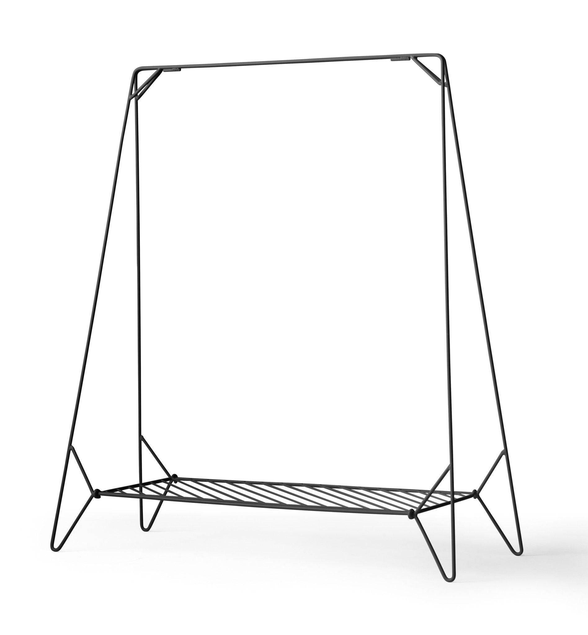Clothing rack anker studio for menu future houzz pinterest