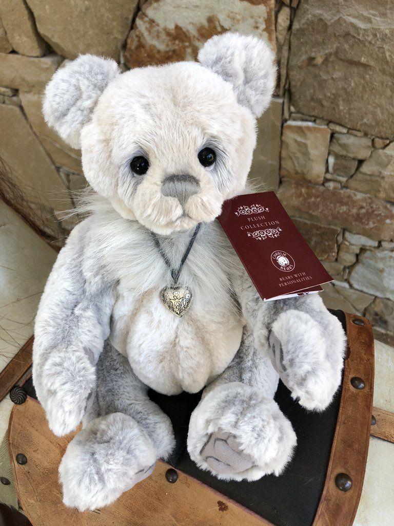 NEW 2019 Charlie Bears FLYNN collectable plush jointed teddy bear